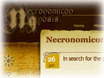 Necronomicon Gnosis (website)