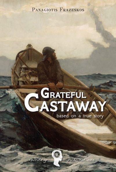 Εξώφυλλο, Graceful Castaway, Εκδόσεις iWrite