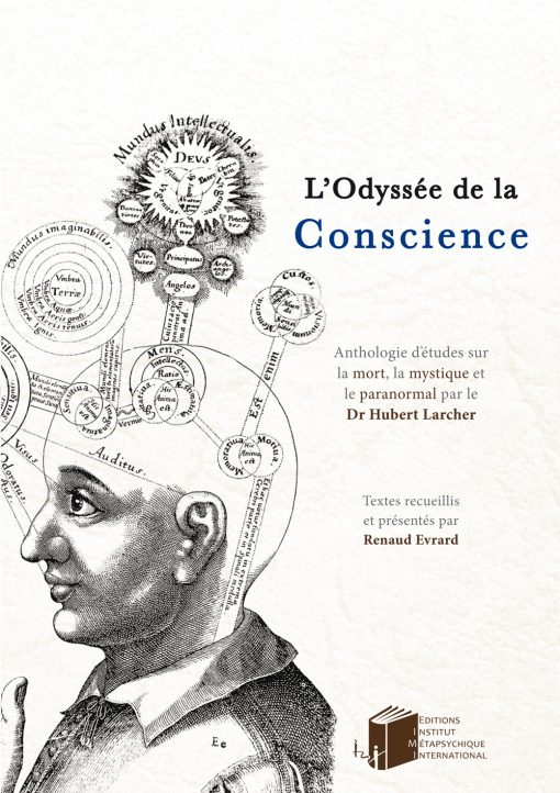 Εξώφυλλο, L'Odyssee de la Conscience, Εκδόσεις iWrite