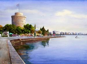 Πανελλήνιος Ποιητικός Διαγωνισμός για τη Θεσσαλονίκη