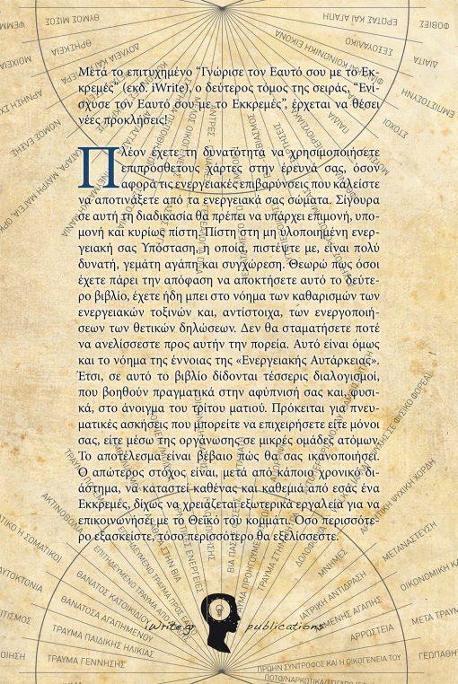 Ενίσχυσε τον Εαυτό σου με το Εκκρεμές, Αργυρώ Λεντούδη, Εκδόσεις iWrite.gr