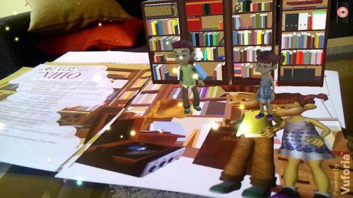 Οι Μικροί Εξερευνητές και τα Πλάσματα της Φαντασίας, Μικροί Ερευνητές - Μαγικά Βιβλία του Παππού, Εκδόσεις iWrite.gr - www.iWrite.gr