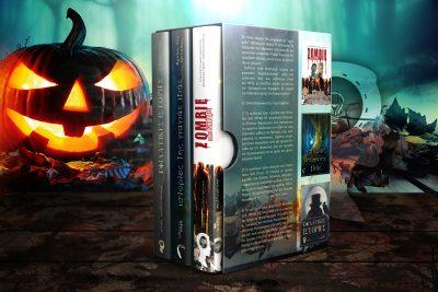 iWrite Halloween Box, Εκδόσεις iWrite & Εκδόσεις Πηγή - www.iWrite.gr