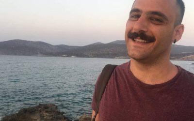 Ο Νίκος Μπόβολος νιώθει ευλογημένος στην τοποθεσία Ελληνορώσων