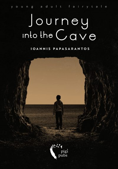Ioannis Papasarantos, Journey , Journey into the Cave, Εκδόσεις iWrite - www.iWrite.gr