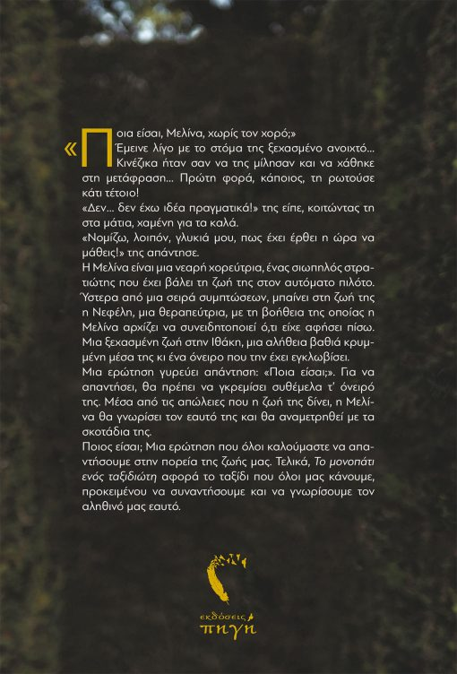 Το Μονοπάτι ενός Ταξιδιώτη - Βασιλική Παπαγιαννάκη - Εκδόσεις Πηγή